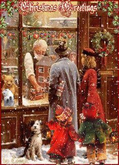 The Christmas Window