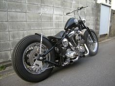 Softail Evo Springer custom