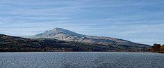 Aran Benllyn across Bala Lake