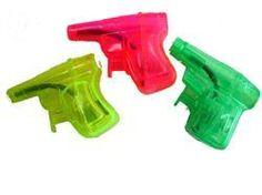 Water Pistol Party Favour