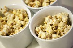 Lakridspopcorn - lækker og sund snack