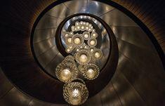 Bulgari Hotel Beijing chandelier