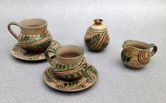 Nuestras tasas de la colección colonial.  #Colección #Colonial #Art #CerámicaArtística #Handmade #JallpaNina  http://www.jallpaninaperu.com/utilitaria.php