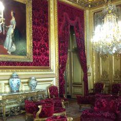 Appartement Napoléon III - Louvre