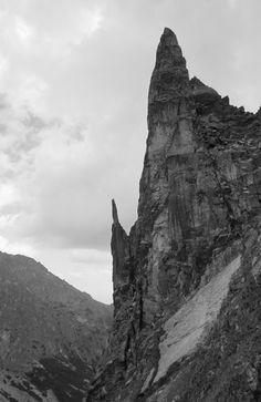 Chmurna ihla #mountainaddiction #hightatras