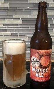 Blonde Ale by Diamond Knot Brewing Company