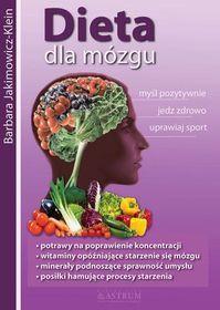 Dieta dla mózgu-Jakimowicz-Klein Barbara