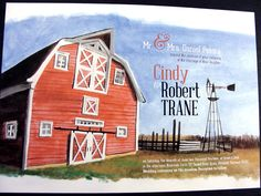 Rustic Red Barn Wedding Theme - DIY Printable Wedding Invitation Set: Invitation & RSVP. $40.00, via Etsy.