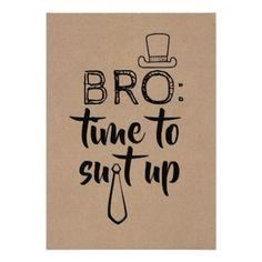 Funny Groomsman or Best Man Proposal Card - individual customized designs custom gift ideas diy