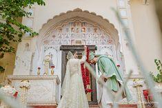 Payal and Thomas, Rajasthan Couple Portraits, Wedding Portraits, Photography Ideas, Wedding Photography, Royal Red, Wedding Function, Wedding Favours, Bridal Looks, Celebrity Weddings