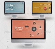 Presentation Vintage Style Powerpoint