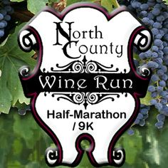 North County Wine Half in Asheville, NC in Sept