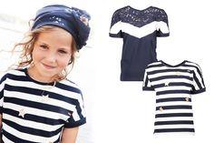#NoNo #Reversible Shirt! #Stripes #Kids #Fashion #Girls Boys, Girls, Kids Fashion, Stripes, Shopping, Design, Style, Baby Boys, Little Girls