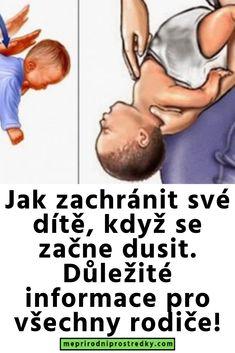 Jak zachránit své dítě, když se začne dusit. Důležité informace pro všechny rodiče! Sleep, Personal Care, Eyes, Health, Self Care, Health Care, Personal Hygiene, Cat Eyes, Salud