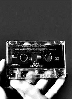 The Bible of Rap: Illmatic Creator: Nasir Jones Time is Illmatic keep static like wool fabric Gray Aesthetic, Black Aesthetic Wallpaper, Black And White Aesthetic, Black And White Picture Wall, Black N White, Black And White Pictures, Collage Mural, Photo Wall Collage, Image Deco