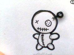 voodoo doll by otrek.deviantart.com on @deviantART