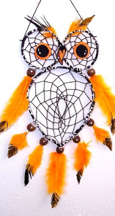 Making Dream Catchers, Dream Catcher Craft, Dream Catcher Boho, Homeade Gifts, Dream Catcher Tutorial, Owl Crochet Patterns, Indian Arts And Crafts, Bohemian Tapestry, Christian Crafts