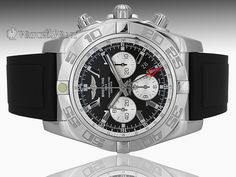 Breitling Chronomat B04 GMT Chronograph - Newest 'In-House' Movement