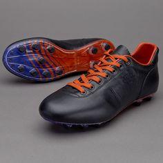 79be4b03f Pantofola d Oro Miami FG - Black Orange