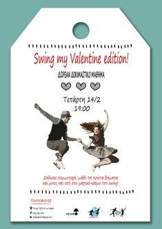 Swing my Valentine edition !