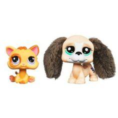 "Hasbro - Littlest PetShop Duo dont 1 Brillant 36716 n°2413 Beagle n°2414 Chat - Hasbro - Toys""R""Us"