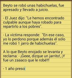 > #Jaraguenses cuentan la versión oficial del caso Beyto/Angel y las Habichuelas de #RobinHood