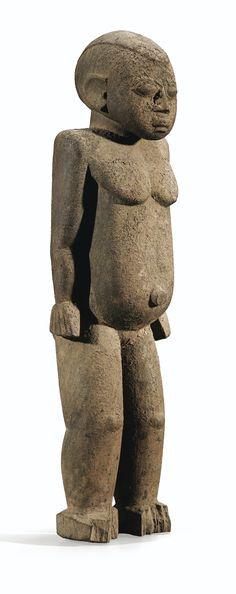 Lobi Bateba Duntundara ('Bateba Phuwe' Ordinary Figure), Burkina Faso  http://www.imodara.com/post/97081831679/burkina-faso-lobi-bateba-duntundara-witchcraft