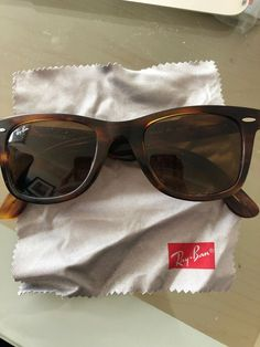 267d9052f0 Ray Ban Sunglasses Mens RB2140 LEOPARD Wayfarer  fashion  clothing  shoes   accessories