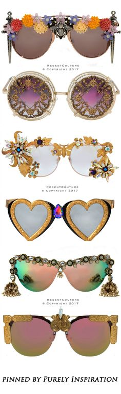 Regent Couture Sunglass Collection | Purely Inspiration