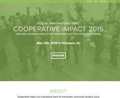 Social innovation event, Cooperative Impact 2015 #princeton #socialinnovation #socent #events Princeton, Innovation, Get Started, How To Get, Community, Movie Posters, Inspiration, Biblical Inspiration, Film Posters