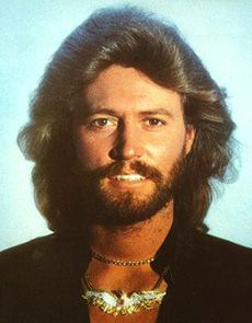 """Love me some freakin' Barry Gibb!!! """"Talkin' bout chest hair, talkin' bout crazy, cool medallions!"""""""