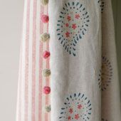 Susie Watson - english design and print on linen.  Curtain & Upholstery Fabric
