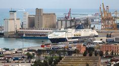 Barcelona Cruise port terminal info