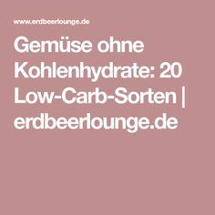Gemüse ohne Kohlenhydrate: 20 Low-Carb-Sorten | erdbeerlounge.de