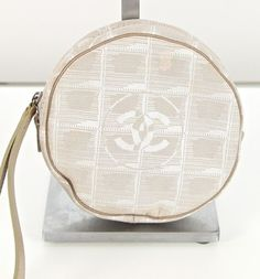 Chanel Beige Wristlet. Get the trendiest Clutch of the season! The Chanel Beige Wristlet is a top 10 member favorite on Tradesy. Save on yours before they are sold out!