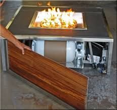 Image result for fire table