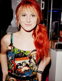 paramore haley williams hair | hair, hayley, hayley williams, paramore, pretty - inspiring picture on ...