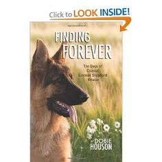 I want to read: Finding Forever: The Dogs of Coastal German Shepherd Rescue
