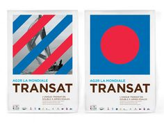Rejane Dal Bello, Ag2r La Mondiale – Transat (designed at Studio Dumbar)