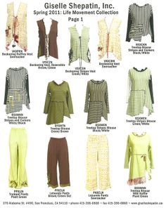 lagenlook patterns - Google Search