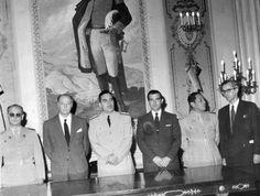 CRONOLOGÍA UNIVERSAL / Américo Fernández: 23 de Enero de 1958