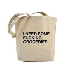 My new shopping bag.