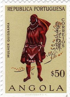 Stamp%3A%20Angolans%20Quissama%20(Angola)%20(Angolan%20People)%20Mi%3AAO%20407%2CSn%3AAO%20401%2CYt%3AAO%20396%2CSg%3AAO%20526%2CAfi%3AAO%20394%20%23colnect%20%23collection%20%23stamps