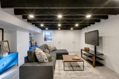 Lovely Professional Basement Finishing