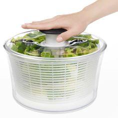 Centrífuga Para Salada OXO Good Grips em Policarbonato 27cm 5,2 Litros