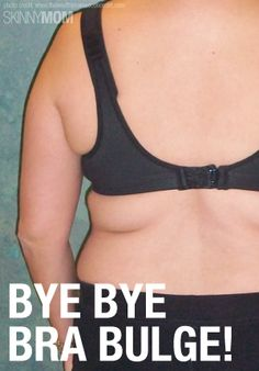 13 moves to banish bra bulge Fitness Diet, Fitness Motivation, Health Fitness, Fitness Quotes, Pilates, Back Exercises, Thigh Exercises, Ab Workouts, Zumba