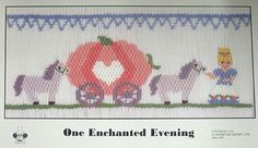 "CEC- ""One Enchanted Evening"" Smocking Plate by Crosseyed Cricket"