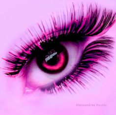 Pink is my favorite color ... VIBRANT!