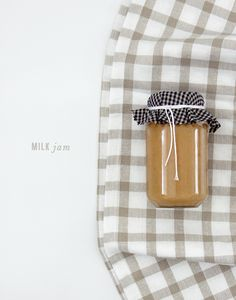 "I'm curious about this ""Milk Jam"" recipe - seems like a caramel spread, but that's not going to stop me from trying it! :)"