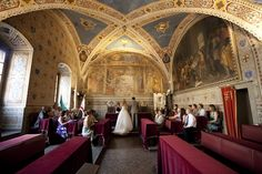 Volterra Town Hall for Weddings in Italy By The Bridal Consultant